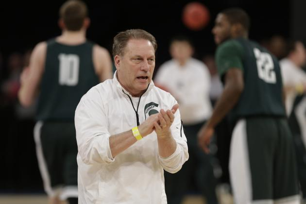 Michigan State Basketball Recruiting: Odds for Spartans to Land Top 2015 Targets