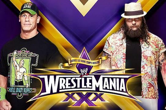 WWE WrestleMania XXX: 4 Possible Finishes for John Cena vs. Bray Wyatt