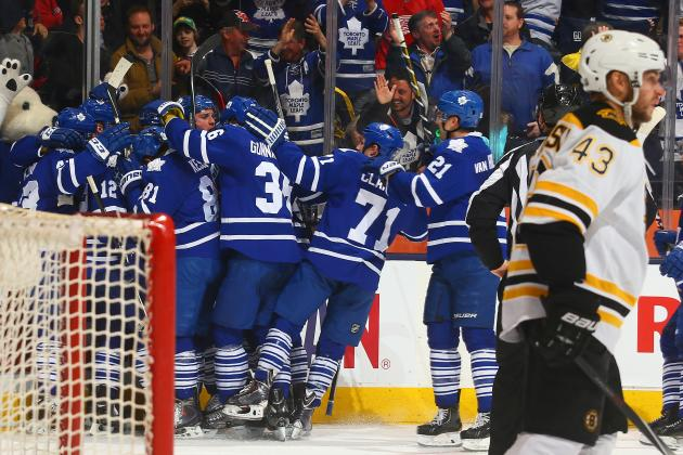 The 5 Biggest Questions for Toronto Maple Leafs in the Home Stretch in 2013-14