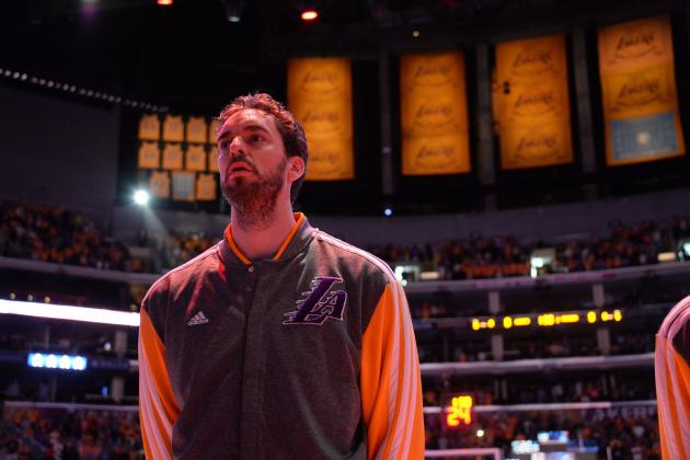 NBA Teams Pau Gasol Should Be Keeping His Eye on