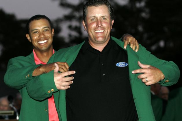 Ranking the 10 Most Memorable Masters Tournaments