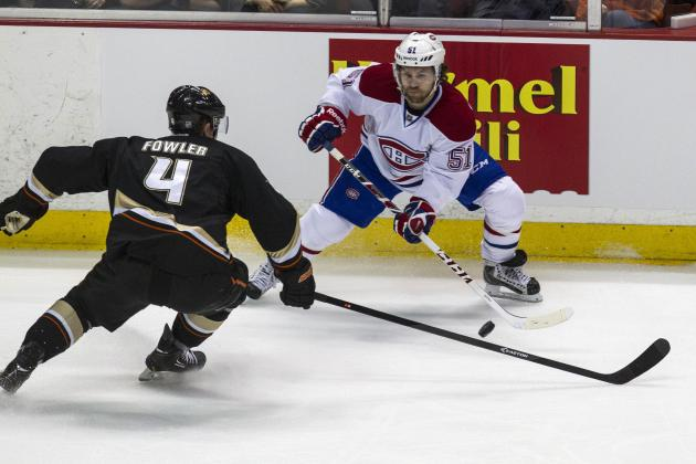 Ranking the Most Likely Montreal Canadiens to Win Awards This 2013-14 Season