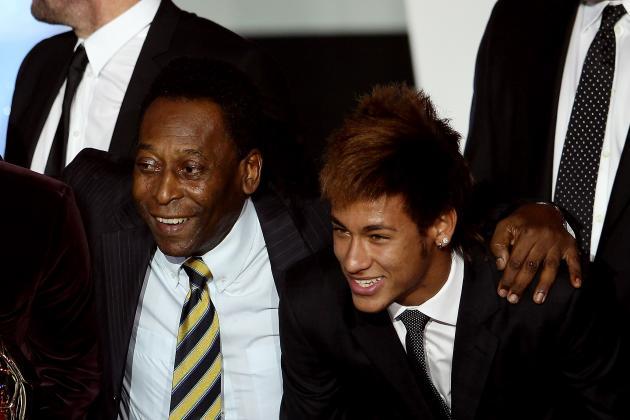 WF Quotes of the Week: Berbatov Eyeing Hollywood, Pele Speaks on Neymar Diving