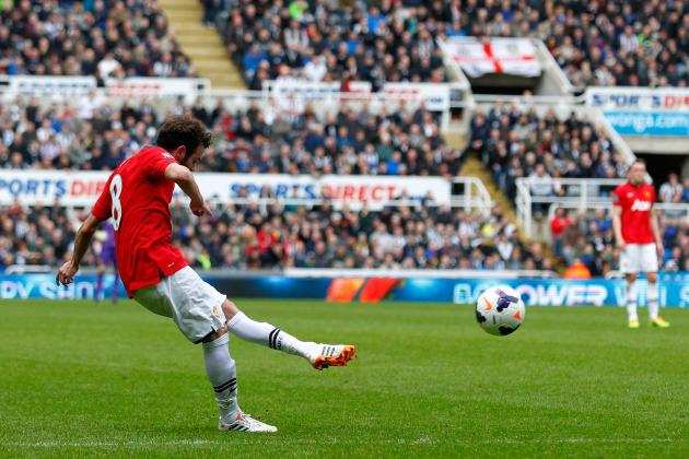 Juan Mata's Magic and the Top 5 Players from Around the World This Weekend