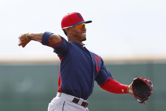 Stock Up, Stock Down for Cleveland Indians' Top 10 Prospects for Week 1