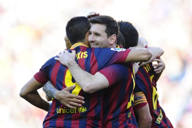 Barcelona 3-1 Real Betis: 6 Things We Learned