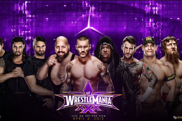 WWE WrestleMania 30: GSM's Pick, Preview and Potential for Each Match