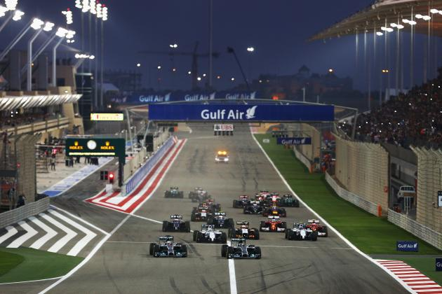 Bahrain F1 Grand Prix 2014 Results: Winner, Final Standings and Reaction