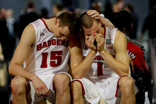 Wisconsin Basketball: Final 2013-14 Grades for Badgers After Final Four Loss