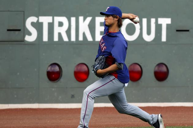 5 Keys for Texas Rangers Taking Road Series vs. Boston Red Sox