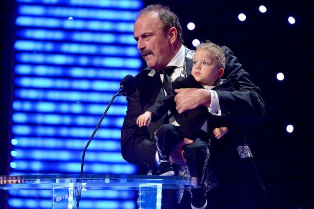 WWE Hall of Fame 2014: Grading Inductee Speeches, Top Highlights and More
