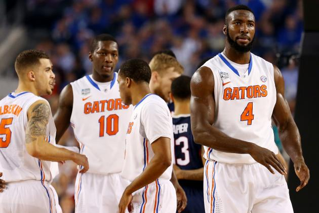 Florida Basketball: Final 2013-14 Grades for Gators After Final Four Loss