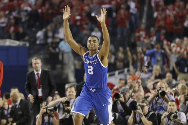 Kentucky Basketball: Report Card for 2014 Final Four Showdown vs. Wisconsin