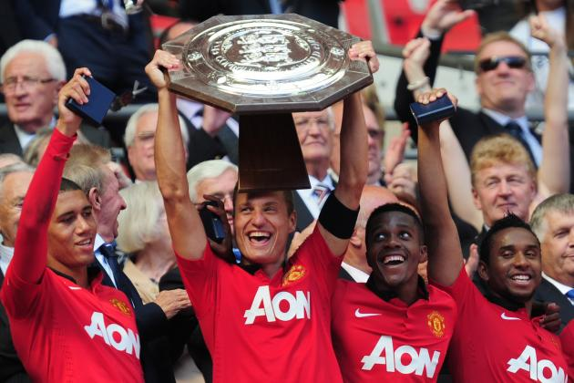 Nemanja Vidic's Top 15 Moments for Manchester United