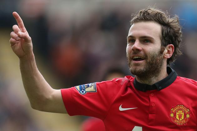 Premier League Team of the Week: Juan Mata's Big Performance, Salah, Gerrard in