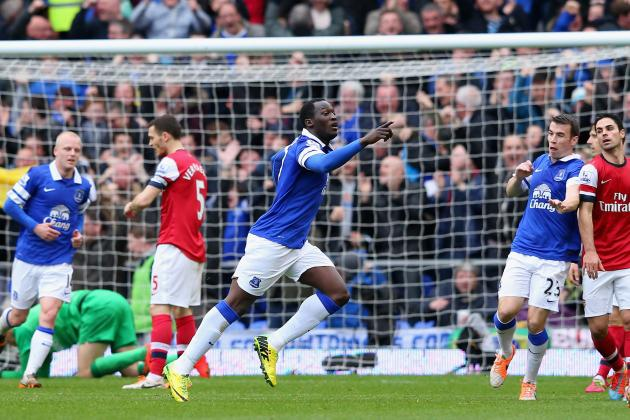 Everton vs. Arsenal: 6 Things We Learned