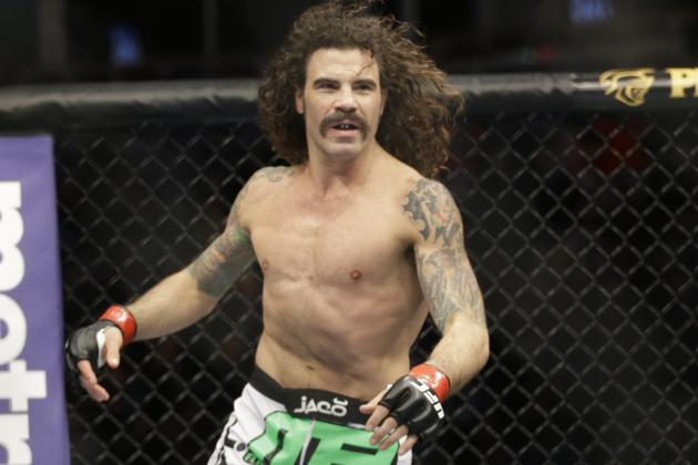 UFC Fight Night 39: Clay Guida vs. Tatsuya Kawajiri Head-to-Toe Breakdown