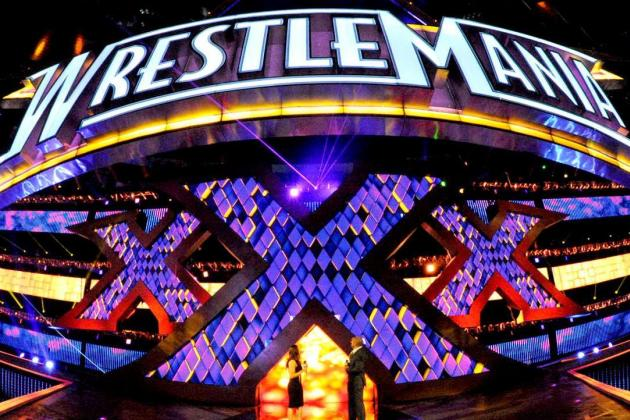 WWE WrestleMania 30 Results: Winners, Grades, Recap and Highlights