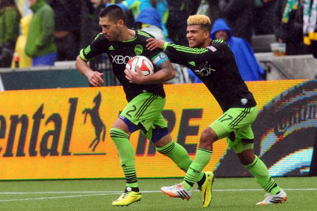MLS Team of the Week: Dempsey, Yedlin Star During Rivalry Week