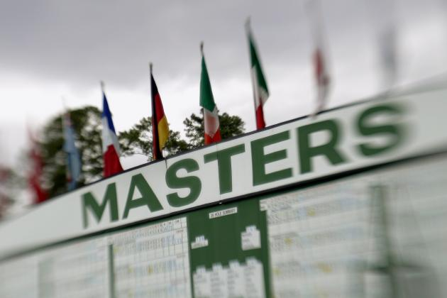 2014 Masters: Top 10 Storylines