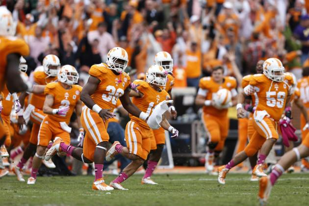 Tennessee Football: 10 Players to Watch in Volunteers' Spring Game