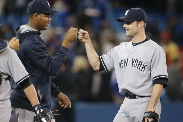 5 Takeaways from New York Yankees' Series vs. Toronto Blue Jays