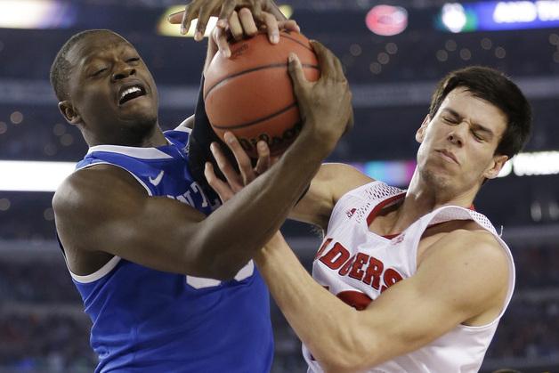 NCAA Championship Game 2014: Kentucky's Blueprint to Beat UConn