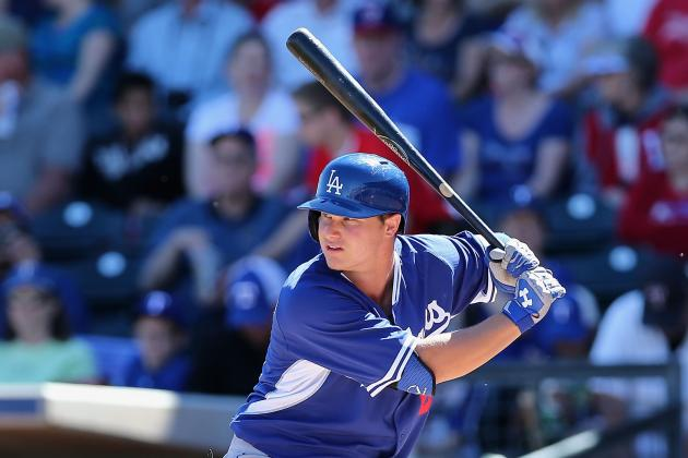Los Angeles Dodgers: Ranking the Top 10 Prospects Coming into 2014