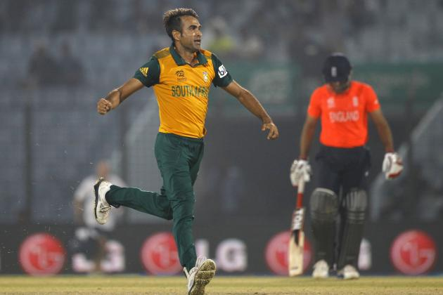 World T20 2014: Top 10 Wicket-Takers in Bangladesh