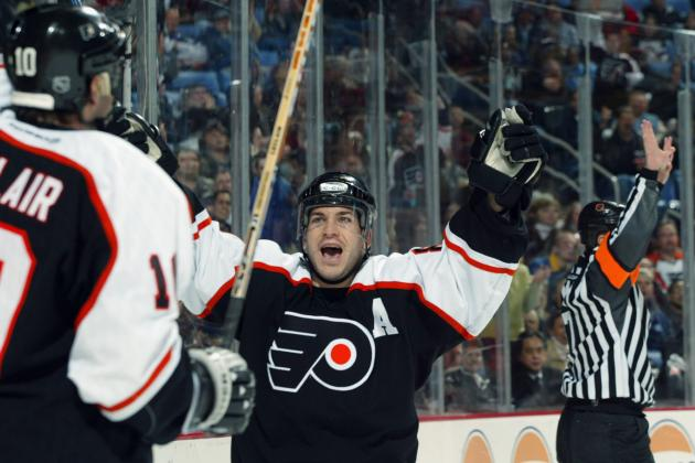 The 5 Most Impressive Scoring Seasons in Philadelphia Flyers History
