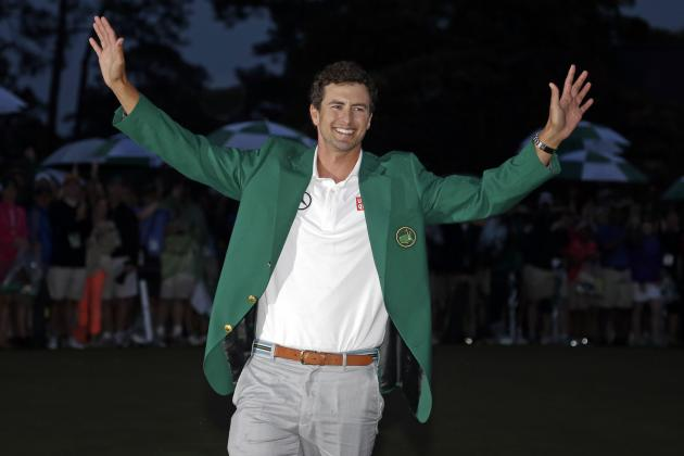 Masters Odds 2014: Favorites to Win the Green Jacket