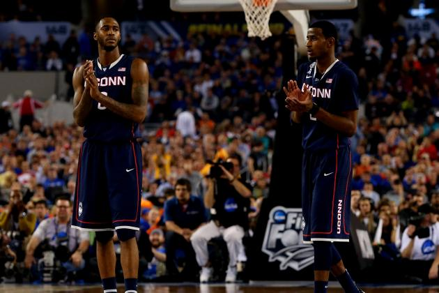NCAA Championship Game 2014: UConn's Blueprint to Beat Kentucky