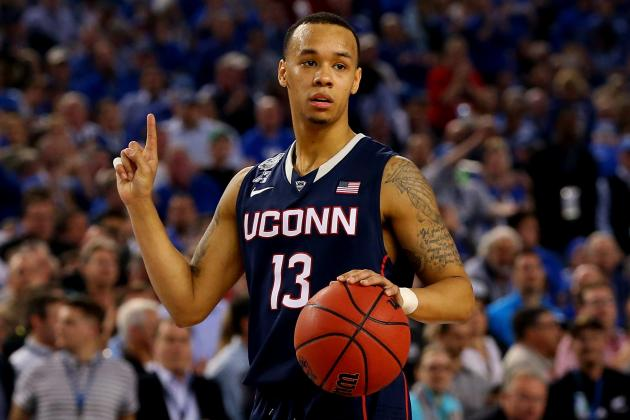 Breaking Down the Top 5 Players in 2014 NCAA Tournament Championship Game