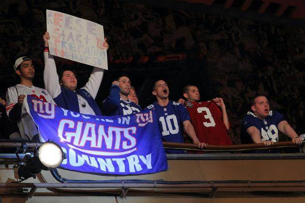 New York Giants 2014 NFL Draft: Fact or Fiction