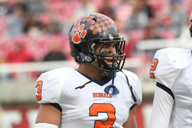 2015 Recruits Who Could Change Positions in College