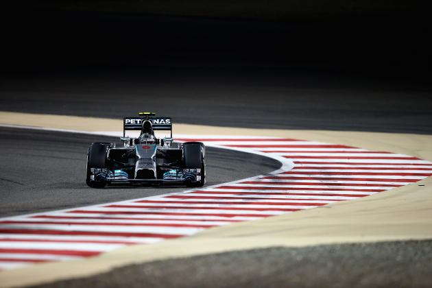 Power Ranking the F1 Teams After 2014 Bahrain Grand Prix