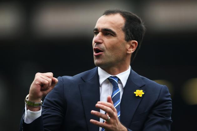 Roberto Martinez and 15 Managers Who Could Replace Arsene Wenger at Arsenal