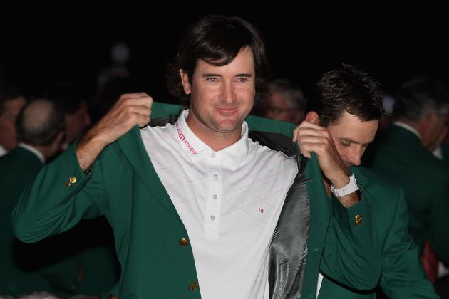 Masters Picks 2014: Dark-Horse Candidates to Win the Green Jacket