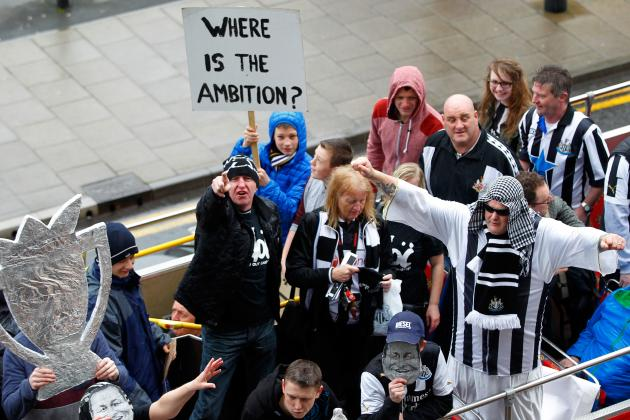 5 Fun Tactics Newcastle Could Use in Their Remaining 5 Games