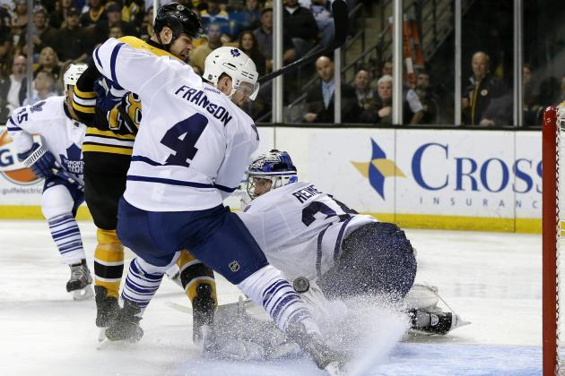 Toronto Maple Leafs Players Unlikely to Return in 2014-15