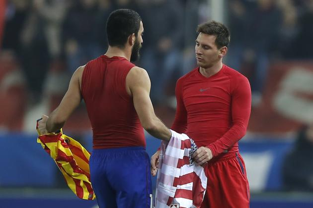 Atletico Madrid vs. Barcelona: 20 Most Memorable Matches Down the Years