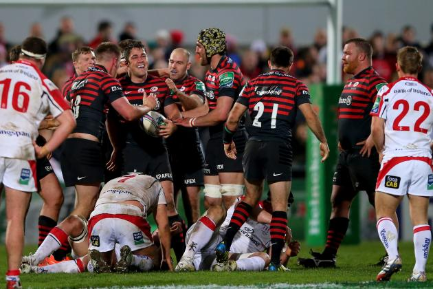 3 Things Saracens Must Do to Reach the Heineken Cup Final