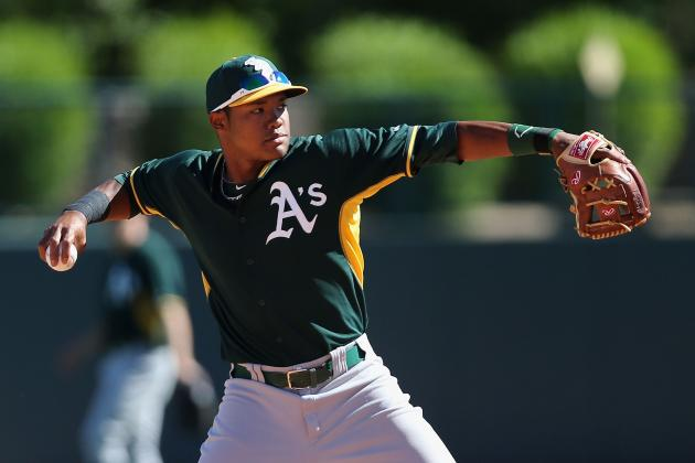 Stock Up, Stock Down for Oakland A's Top Prospects for Week 1