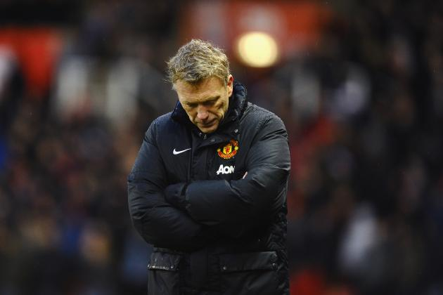 20 Reasons Why Manchester United Should Sack David Moyes