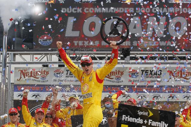 NASCAR at Texas 2014: Winners and Losers from Duck Commander 500