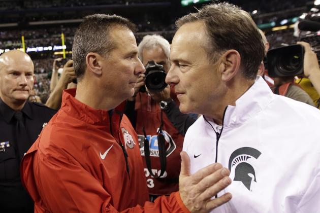 Top 2015 College Football Recruit Each Big Ten Coach Covets the Most