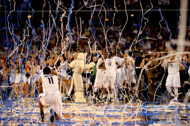 UConn's Road to the 2014 NCAA Basketball Championship