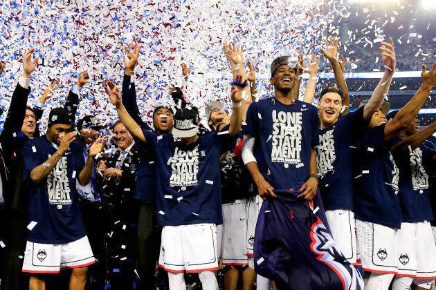 NCAA Championship Game 2014: Report Card for Kentucky vs. UConn