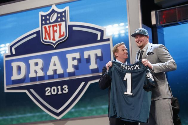 Who Are Experts Predicting to the Philadelphia Eagles in Round 1 of NFL Draft?