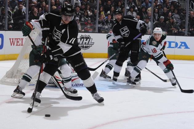 5 Keys for Los Angeles Kings to Finish Strong in 2013-14 NHL Regular Season